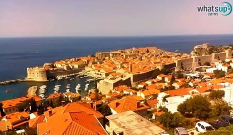 Dubrovnik - panorama of Old Town