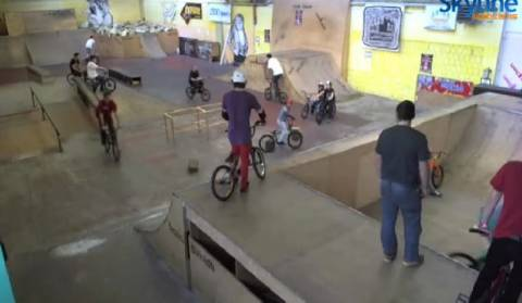 SkatePark Warehouse