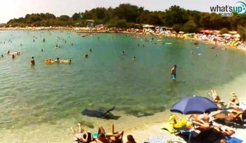 Vodice - Blue beach