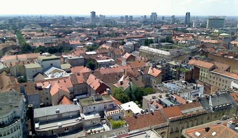 Zagreb - South View