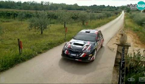 42. Croatia rally