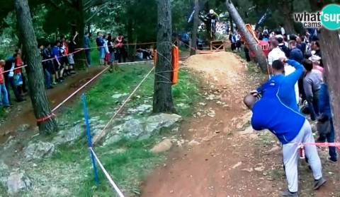Mountain Bike Downhill World Cup Lošinj 2018.