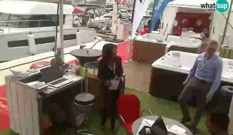 Croatia Boat Show - Hydromassage pools