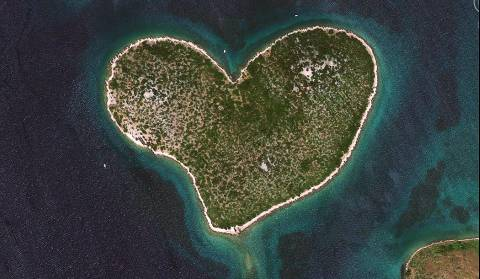 Island of love - Galešnjak