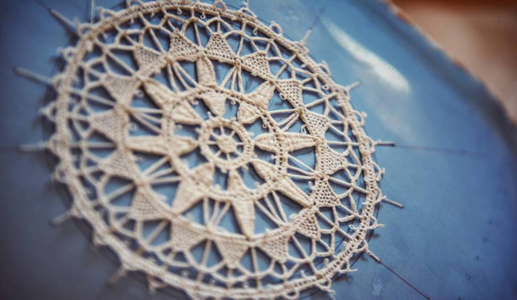 9th International lace festival in Pag