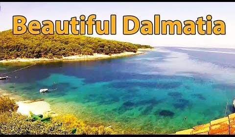Beautiful Dalmatia, Top Beach Live Cams