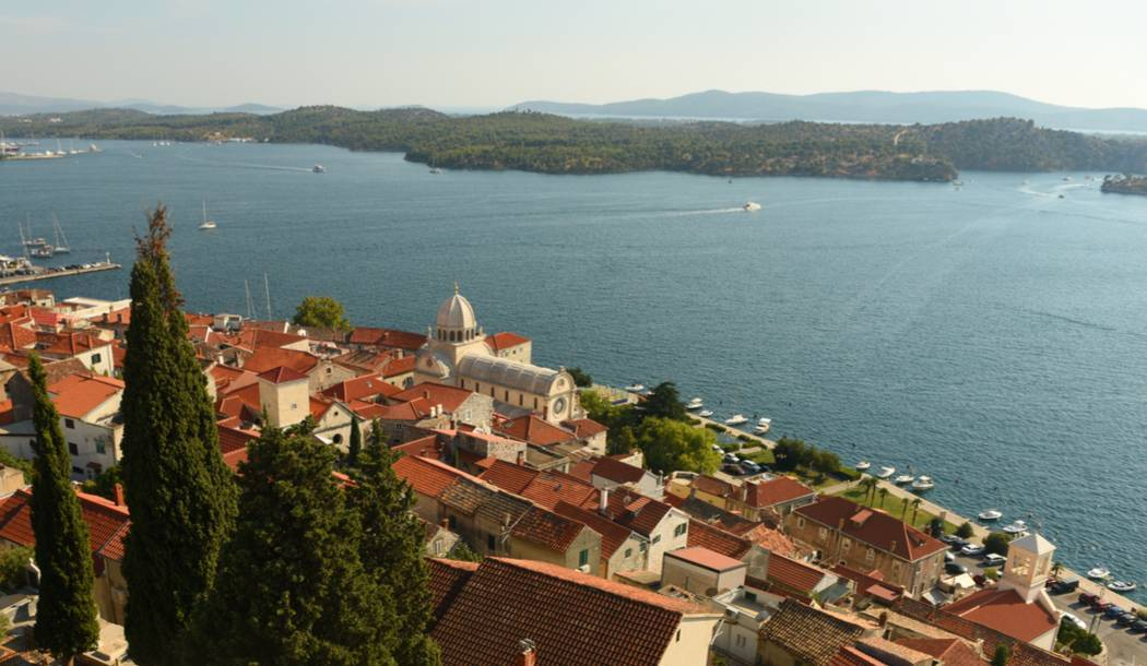 THE OPENING OF THE NEW BELLEVUE SUPERIOR CITY HOTEL IN ŠIBENIK