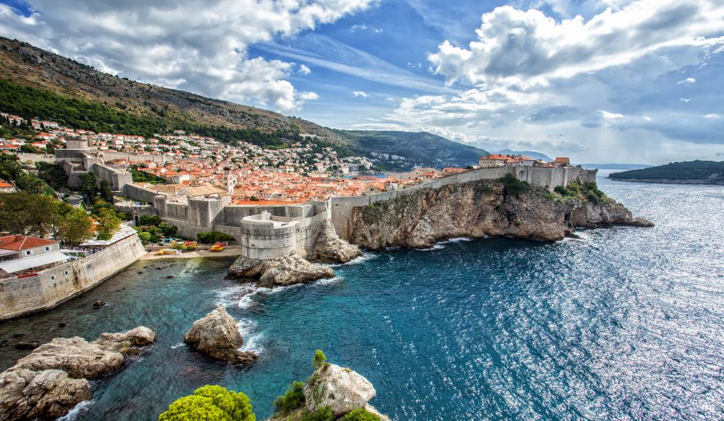 Earth, sea & fire  - Dubrovnik Triatlon