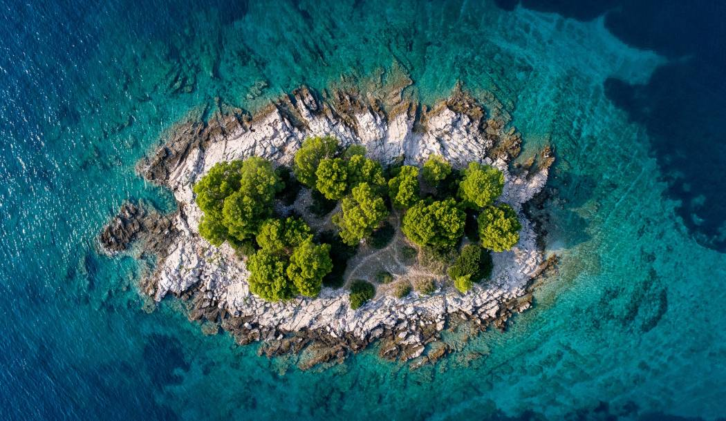 8 beautiful Croatian islets
