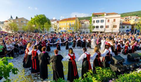 St. Catherine Day 2018 in Selce