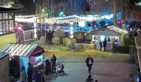 Christmas time in Velika Gorica