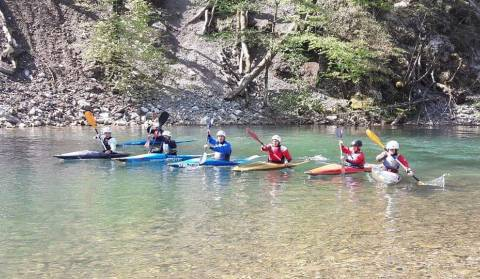 Canoe and Kayak on Wild Waters - Excellent results of Croatian canoeists