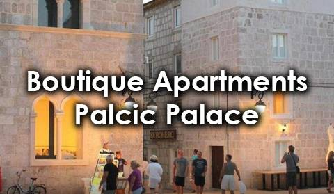 Boutique Apartments Palcic Palace