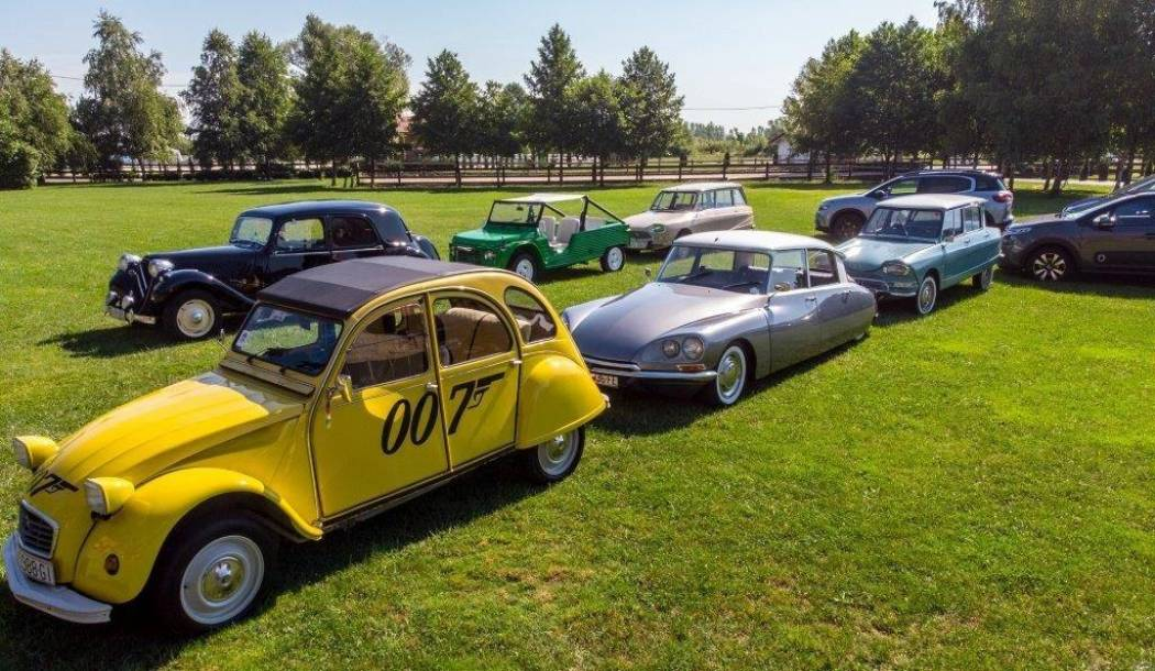 World Meeting of 2CV for the first time in Croatia