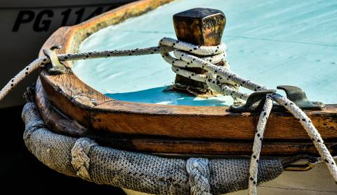 THE BEAUTY OF TRADITIONAL CROATIAN WOODEN SHIPS