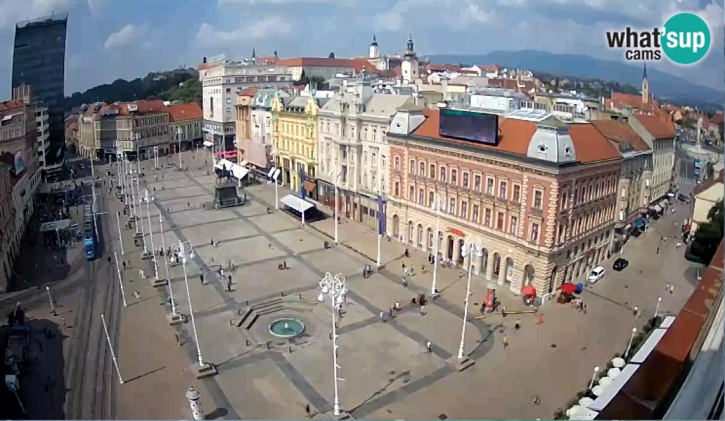 Zagreb Webcam