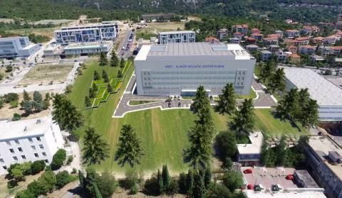 Construction of the new hospital in Rijeka