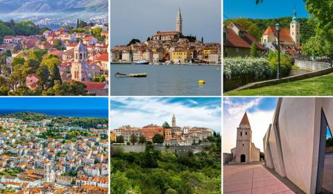 The best cities in Croatia 2019.