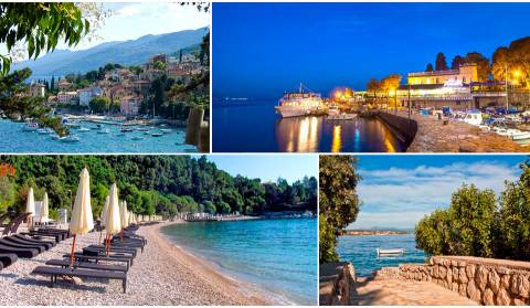 Kvarner is the best travel destination and one of the top ten regions in the world!
