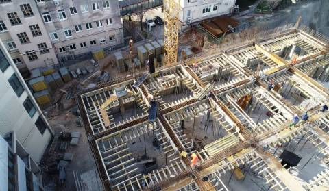 Construction of a new hospital in Rijeka live