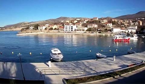 New attire of the Crikvenica - Vinodol Riviera webcams
