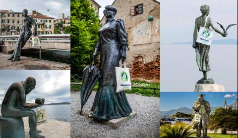 The first Croatian cities without disposable plastic