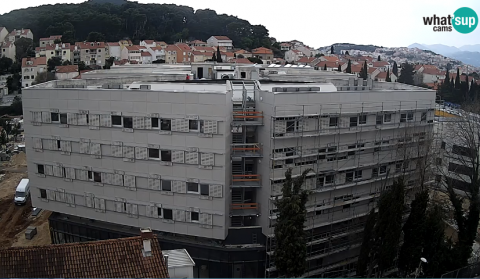Student campus in Dubrovnik  soon will be ready for the possible reception of milder patients with corona virus