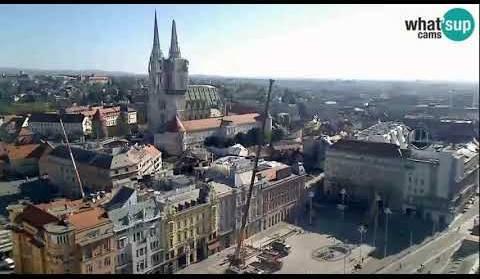 Zagreb Mandusevac Zagreb Right Now Live Livestreaming