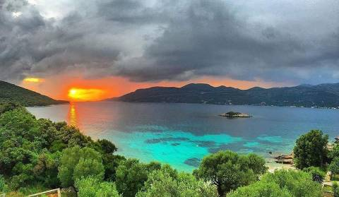Tri Žala - one of the most beautiful bays on island of Korčula