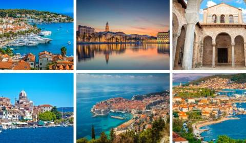Croatia  in top 20 most desirable destinations for 2021