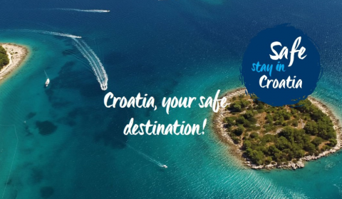 Campaign Stay Safe in Croatia