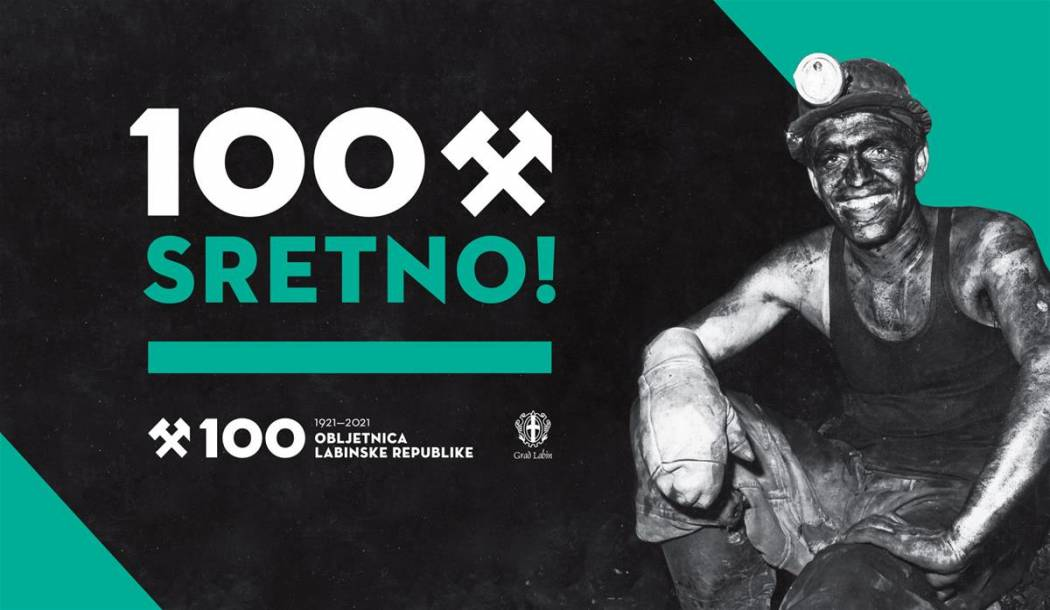100 years of Labin Republic
