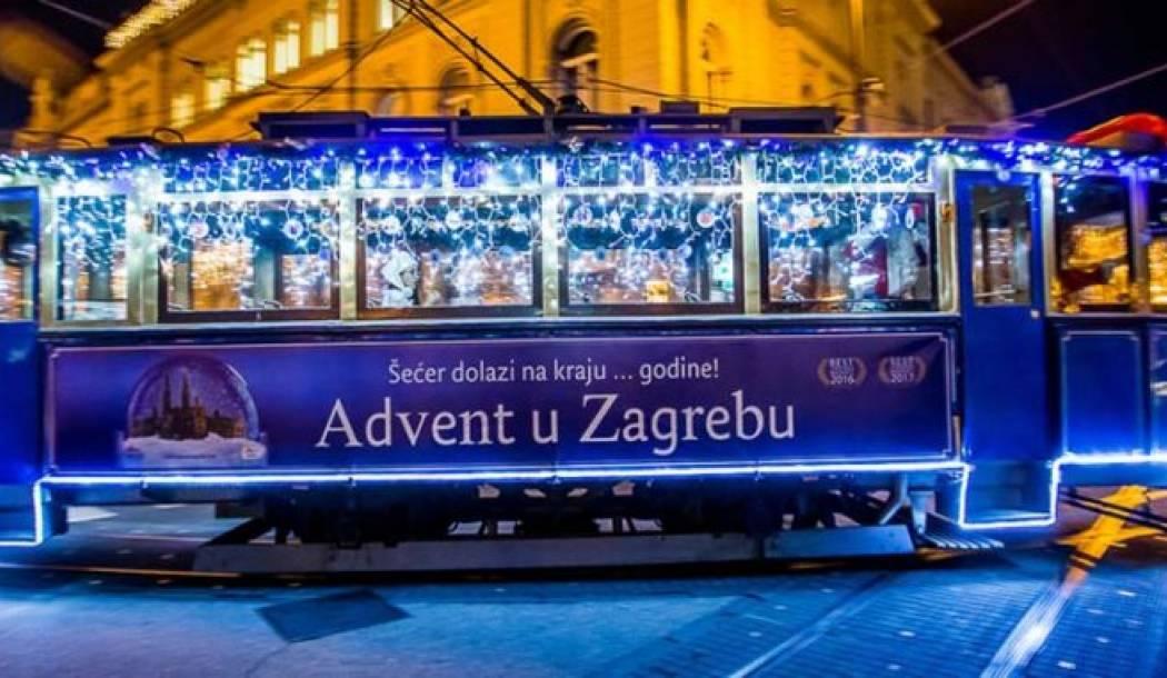 Advent In Zagreb Livecamcroatia Explore Croatia