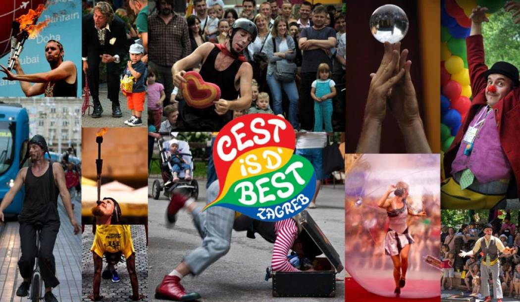 Cest is d'Best - the oldest street festival in Croatia