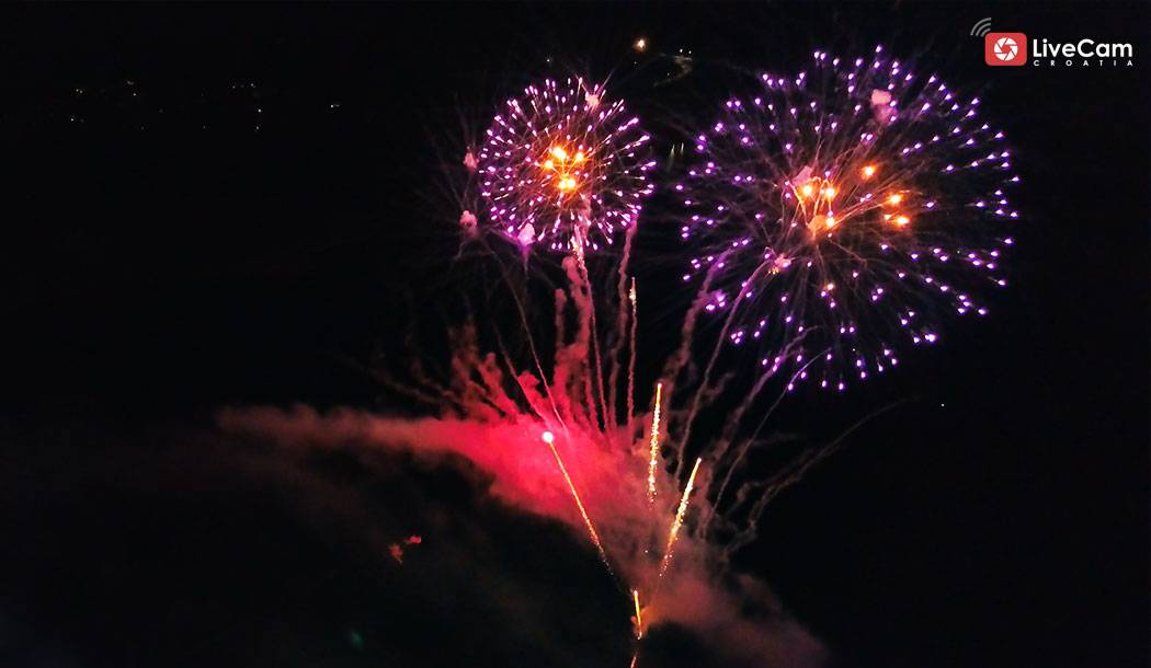 International Fireworks Festival Zagreb