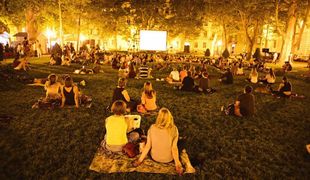 Food Film Festival - a movie picnic under the stars