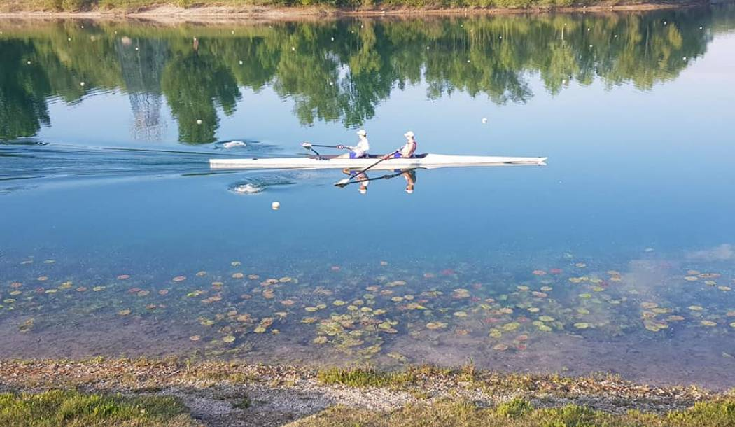 First World Rowing Cup in Croatia