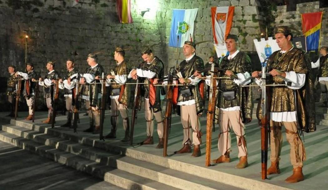 Rab's Fjera - Medieval Summer Festival in Rab