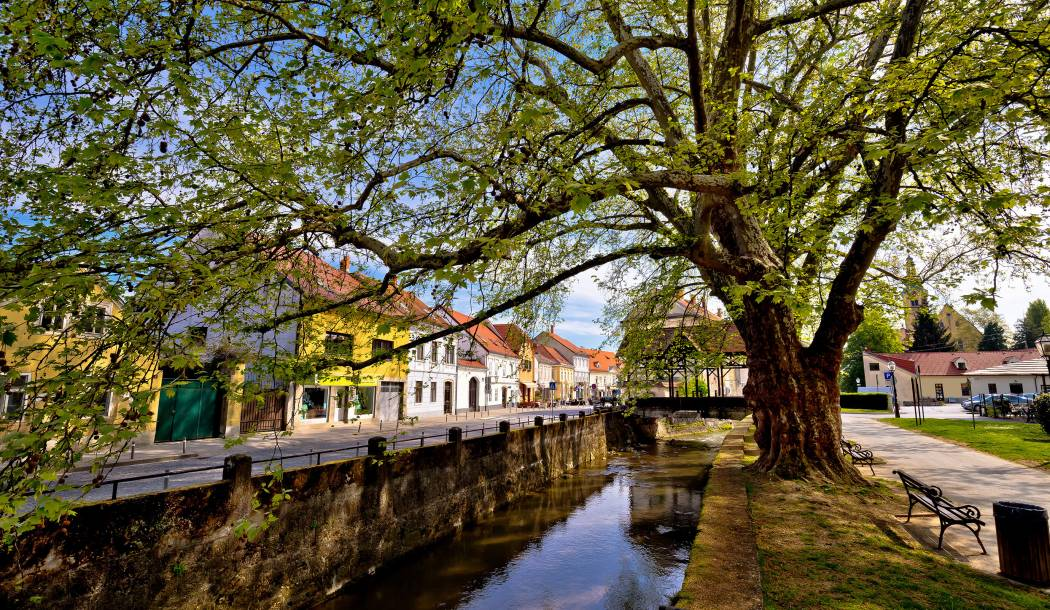 A sporty and entertaiment weekend in Samobor