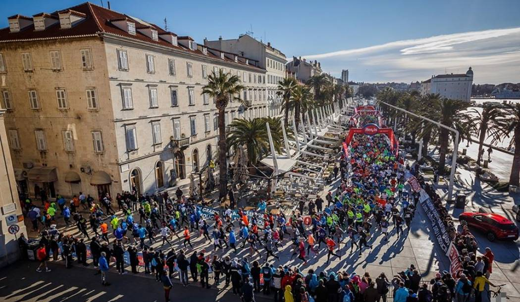 Split S Marathon Livecamcroatia Explore Croatia