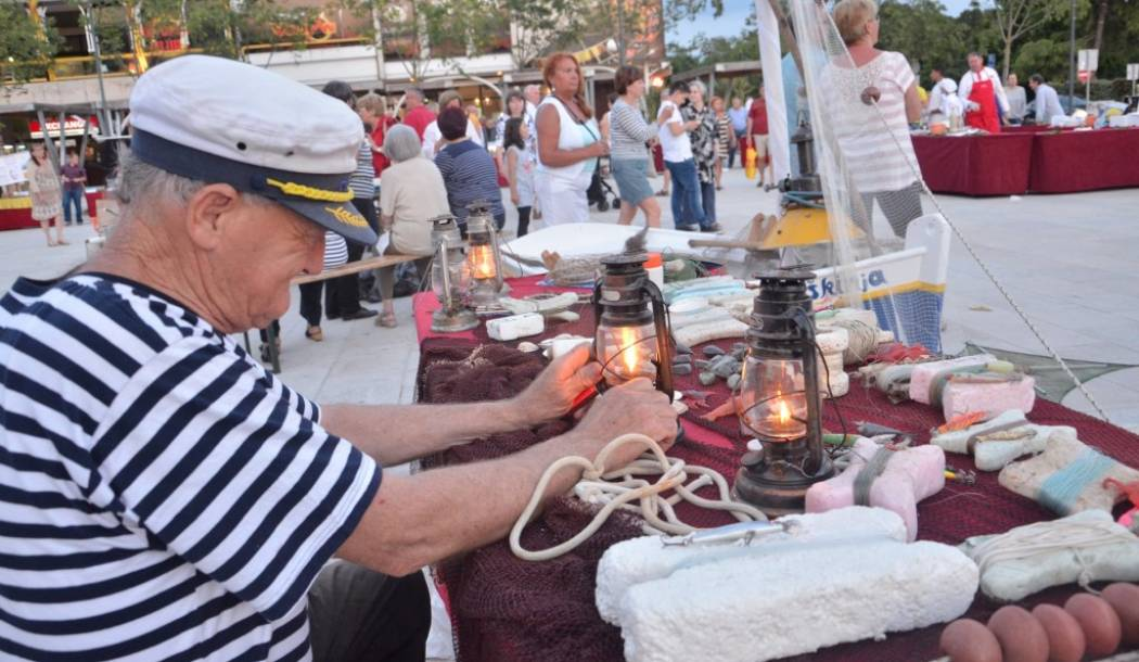 The Blue Fish week in Crikvenica