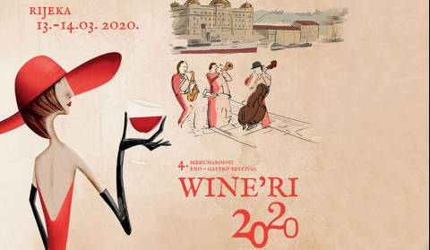 WineRi – International Eno-gastro Festival u Rijeci