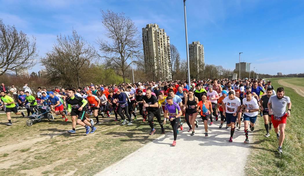 Zagreb Spring Race Cener Livecamcroatia Explore Croatia