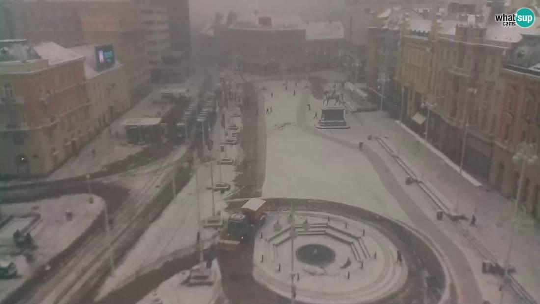 Zagreb Manduševac Zagreb Upravo Sada Uživo