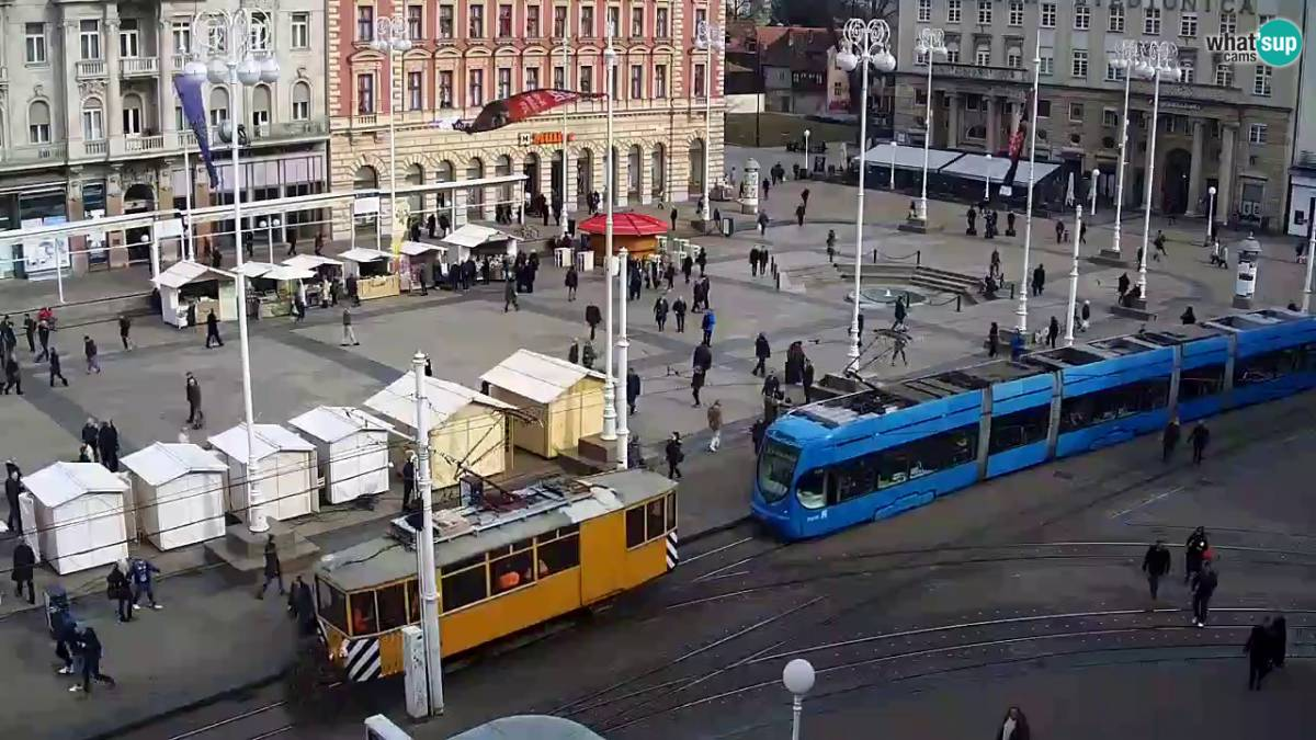 Zagreb Live Cam