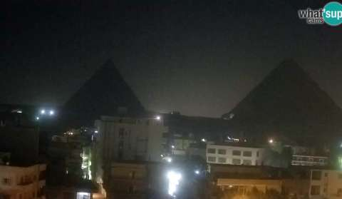 Cairo – The Pyramids of Giza and the Sphinx