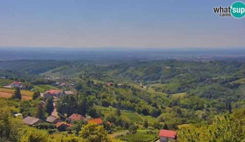 Plešivica Hilltop Panoramic View