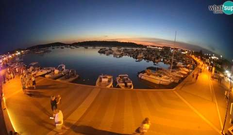 Medulin Panoramic View of the Marina