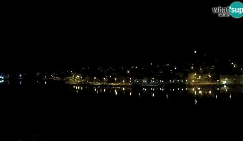 Mali Losinj - panoramic view Skveric