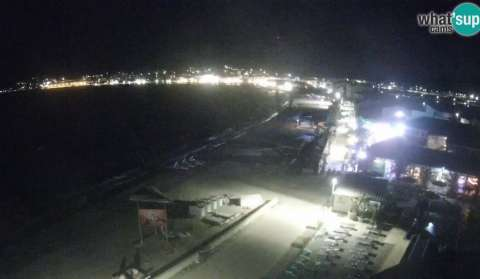 Pag, Prosika, city beach